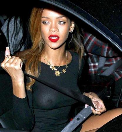 Rihanna pop star super sexy